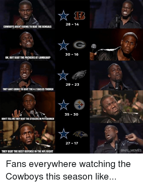 cowboysarentgoing to beat the bengals ok but beat the packers 7636744 🔥 25 best memes about packers packers memes