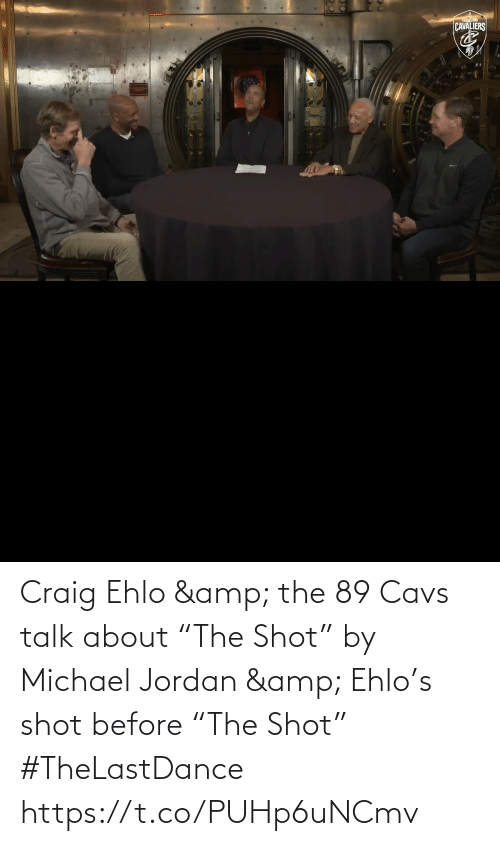 "cavs: Craig Ehlo & the 89 Cavs talk about ""The Shot"" by Michael Jordan & Ehlo's shot before ""The Shot"" #TheLastDance https://t.co/PUHp6uNCmv"