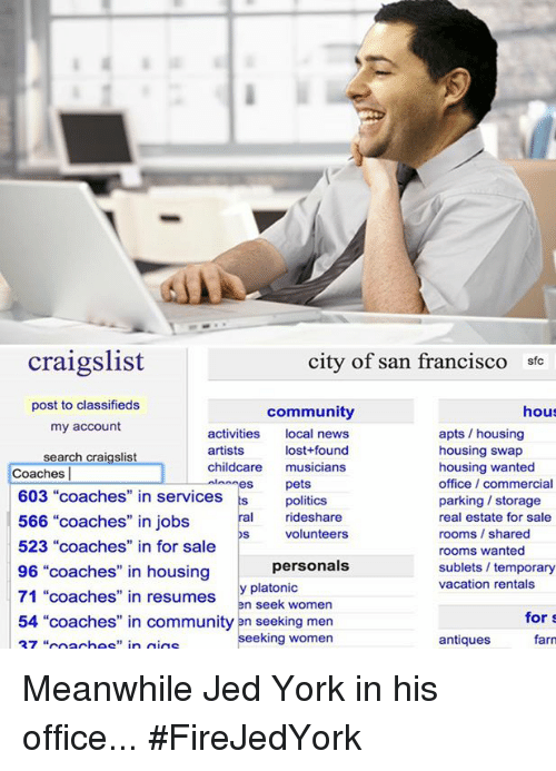 Women seeking men craigslist jersey city