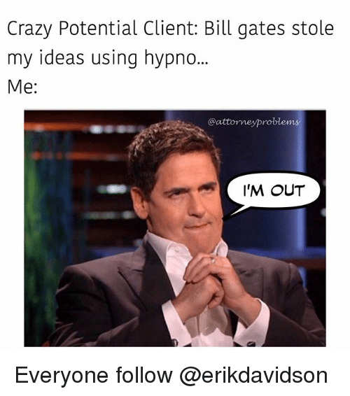 25 best memes about hypno hypno memes for How to bill a client