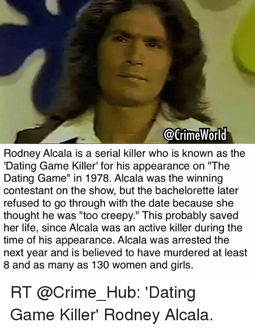 Dating game serial killer