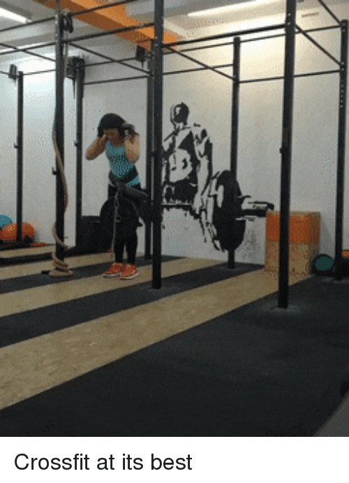 Crossfit: Crossfit at its best