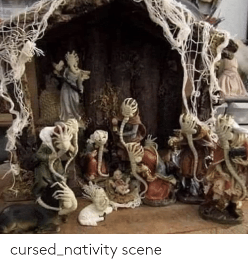 nativity: cursed_nativity scene