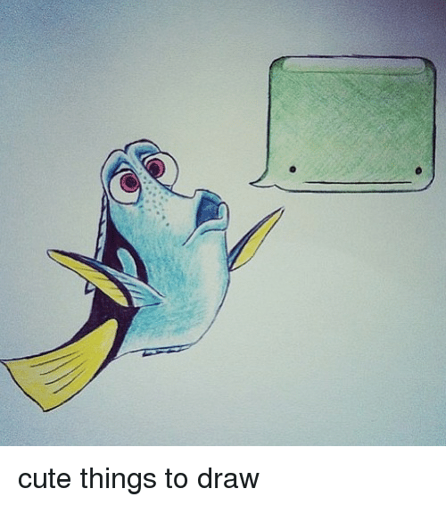 funny things to draw - photo #8