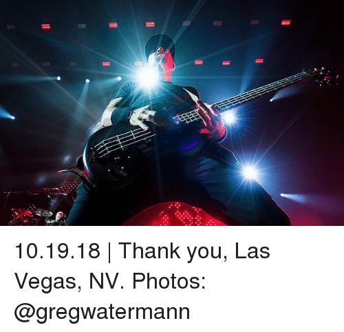 las vegas nv: Cz 10.19.18 | Thank you, Las Vegas, NV. Photos: @gregwatermann