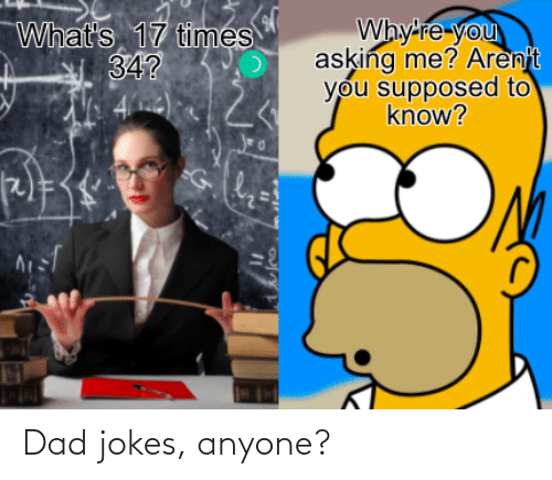 Dad Jokes: Dad jokes, anyone?