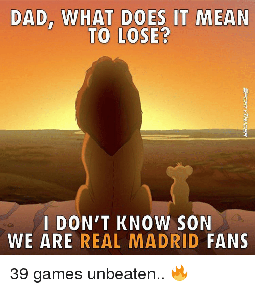 what does real madrid mean