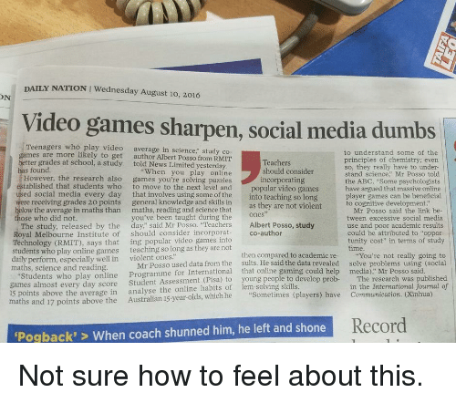 Are video games a social issue?