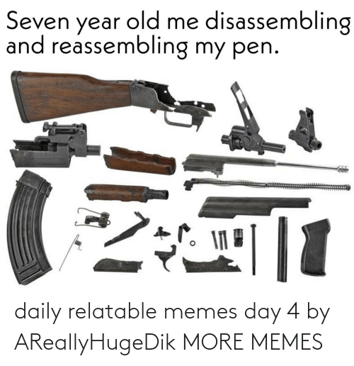 Relatable Memes: daily relatable memes day 4 by AReallyHugeDik MORE MEMES