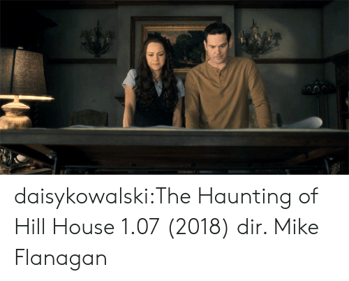 Haunting: daisykowalski:The Haunting of Hill House 1.07 (2018) dir. Mike Flanagan