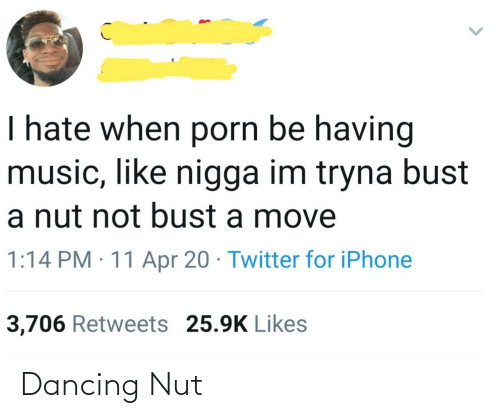 Dancing and Nut: Dancing Nut