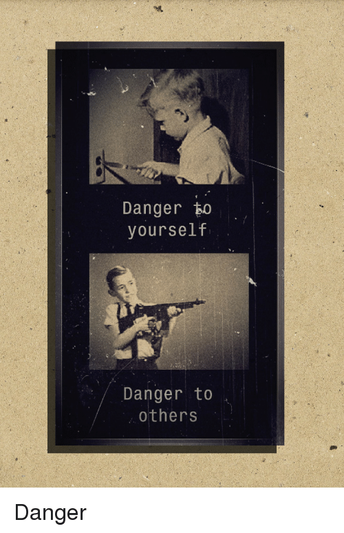 Others, Danger, and Yourself: Danger 60  yourself  Danger to  others <p>Danger</p>