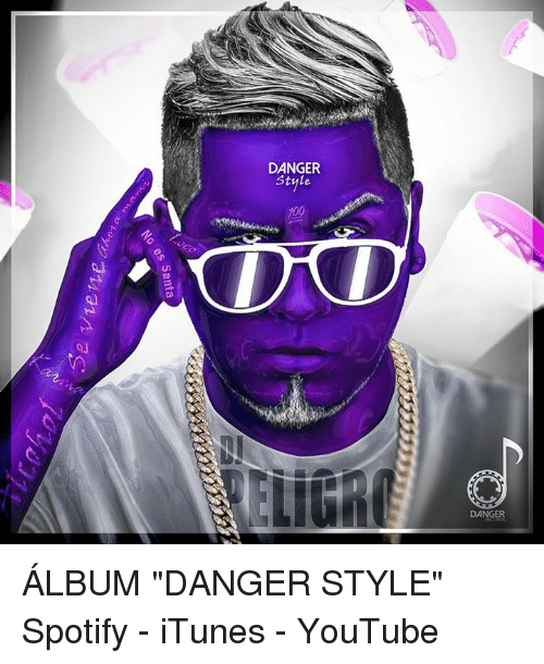 "Memes, iTunes, and Spotify: DANGER  Style  N  DANGER  Santa  311 31/t  as ÁLBUM ""DANGER STYLE""  Spotify - iTunes - YouTube"