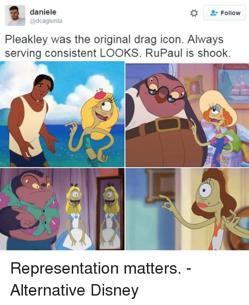 disney representation Glaad released its annual report on lgbtq representation in film today, and   disney was the worst performer, with only 8 percent of its 2016.