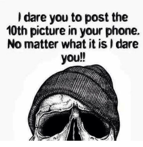 Dare You To