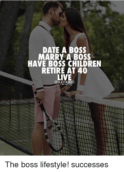 Dating boss