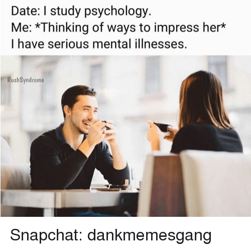 Dating with a girl who has mental illness