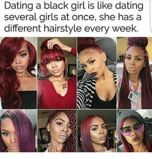 is it different dating a black man