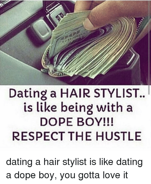 Dating a hairdresser