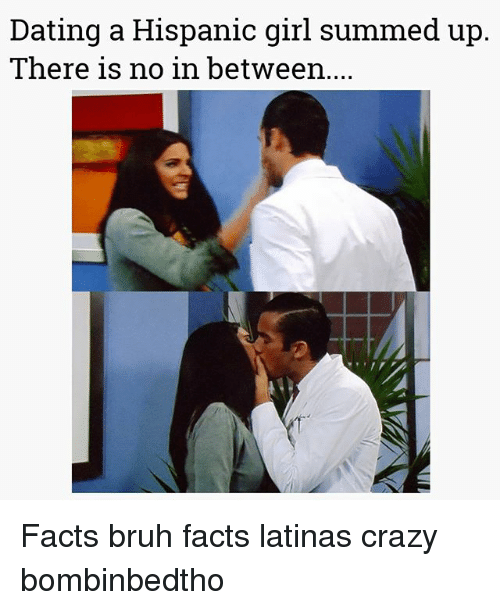 hispanic girls dating