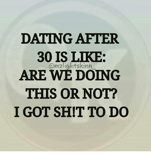 reddit dating after 30 meme