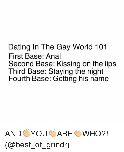 Dating First Base