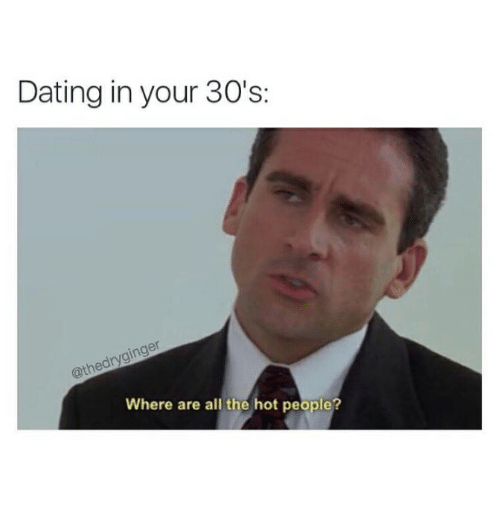dating in your 30s blog Single and sick of it find out what you can do to change your behavior if you are a single woman over 40, you have a love history.