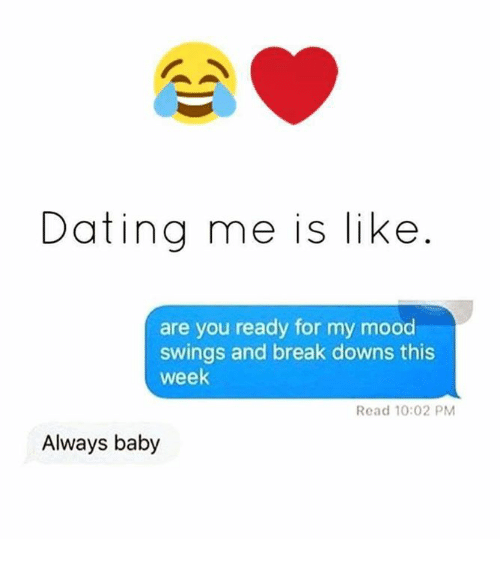 Me for you dating
