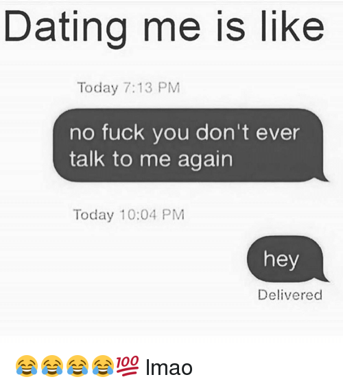 Pm dating