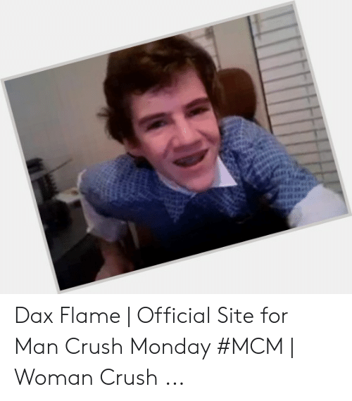 Woman Crush: Dax Flame | Official Site for Man Crush Monday #MCM | Woman Crush ...