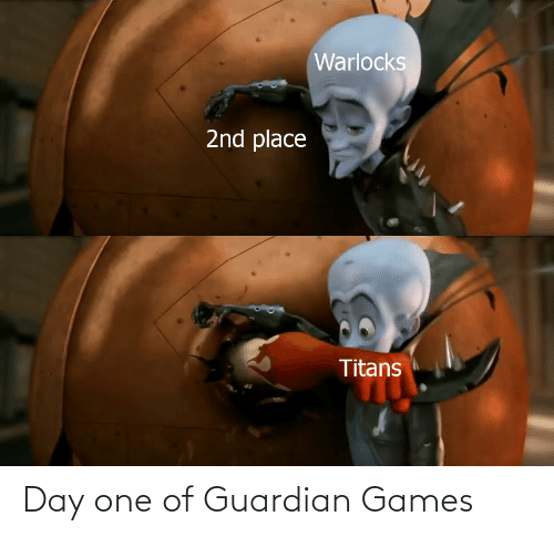 Guardian: Day one of Guardian Games
