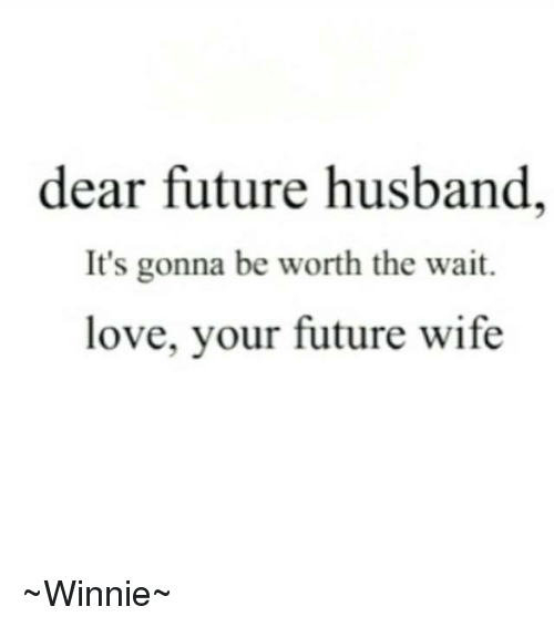 how to find your future husband meme