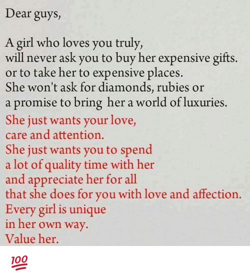 how do you know a man loves you truly