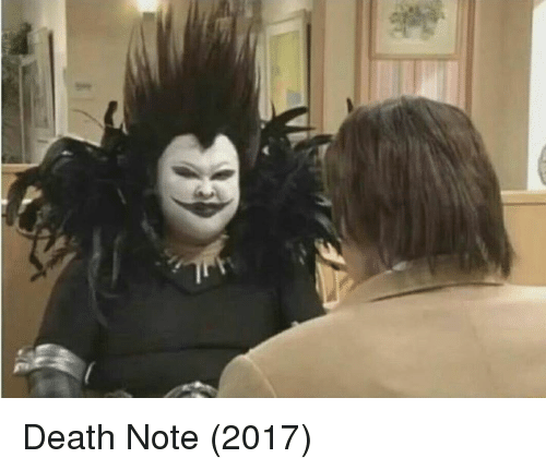 Death, Dank Memes, and Death Note: Death Note (2017)