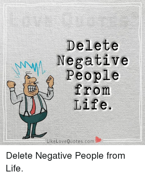 Free Yourself From Negative People Quote: 25+ Best Memes About Negative People