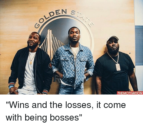 """Basketball, Golden State Warriors, and Sports: DEN  THEMOTIVATION """"Wins and the losses, it come with being bosses"""""""