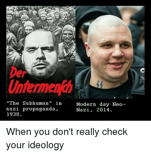 what was the nazis ideology in Environmental ideology helped the nazis as they utilized the notion of the   conservatives, but also to the general ideology of german society.