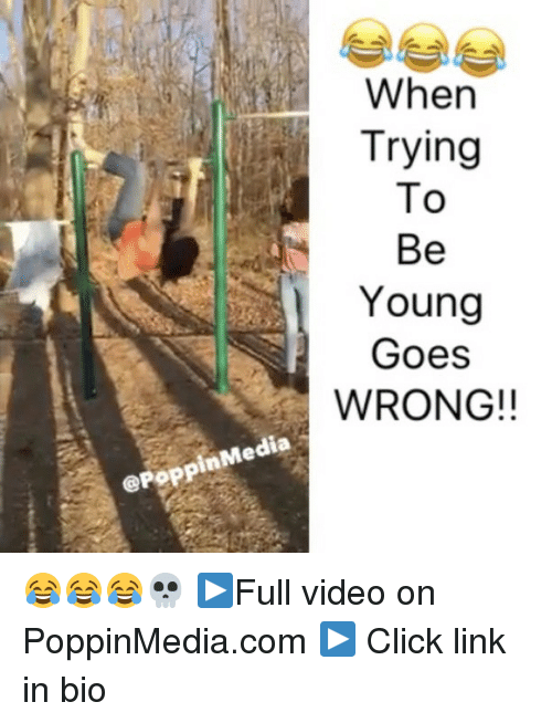 goe: dia  inMe  Poppi  When  Trying  To  Be  Young  Goes  WRONG!! 😂😂😂💀 ▶Full video on PoppinMedia.com ▶ Click link in bio