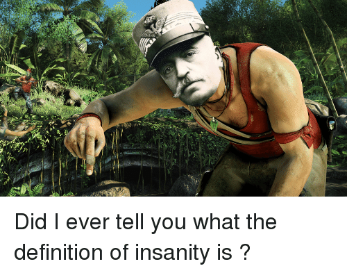 Definition, History, and Insanity