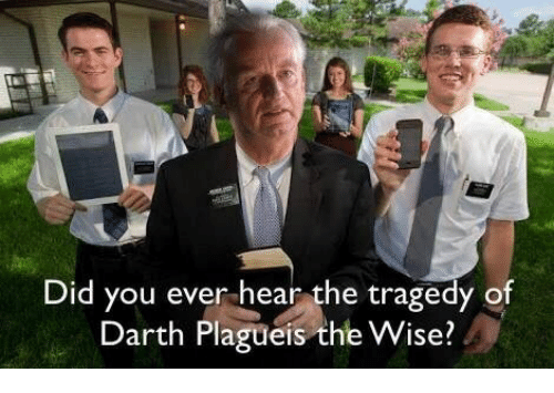 Search Darth Plagueis The Wise Memes On Me.me