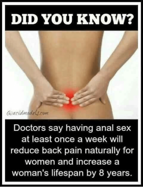 Least painful wat to do anal