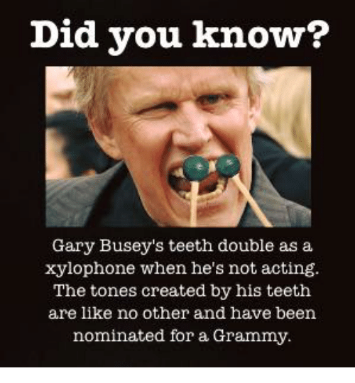 Funny Acting People Meme : Funny gary busey memes of on sizzle users