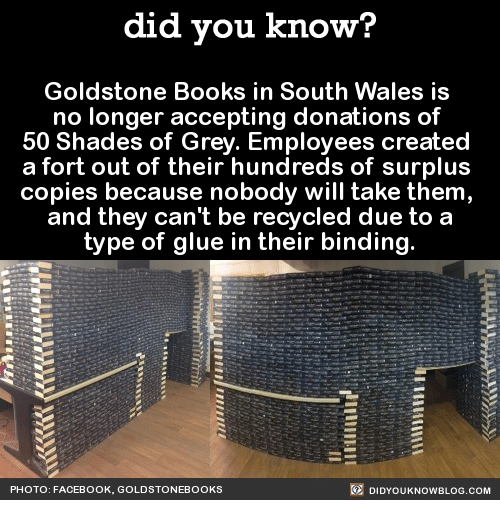 Did You Know Goldstone Books In South Wales Is No Longer