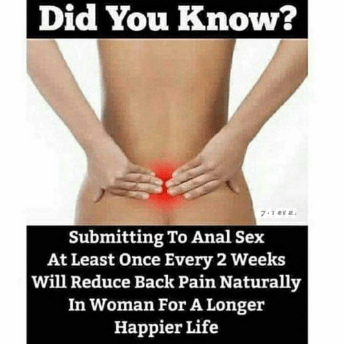 how do you ease anal sex