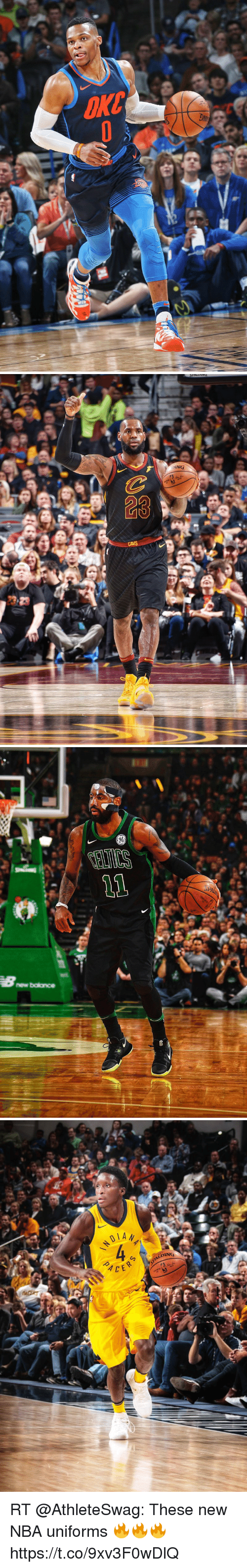 Cavs >> DING CAVS DING ACE RT These New NBA Uniforms ...