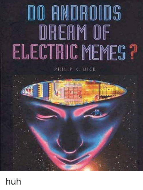 image Do androids dream of electric sheep part 2 Part 7