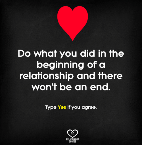 Beginning Relationship Quotes: 25+ Best Memes About In The Beginning