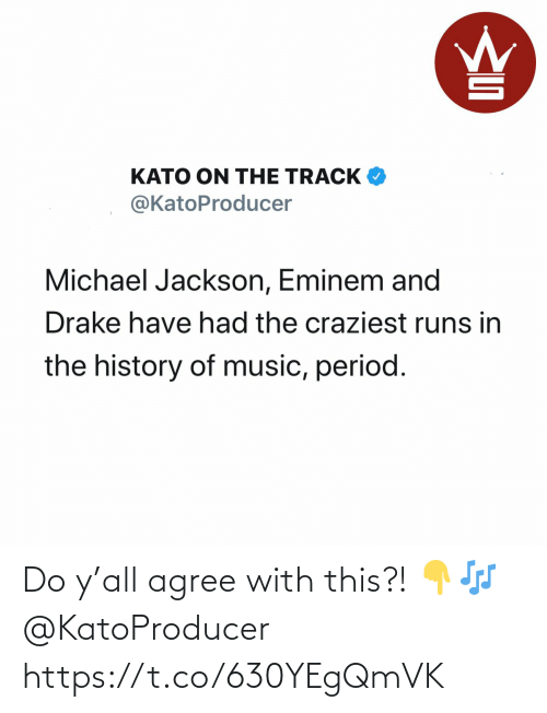 Agree With: Do y'all agree with this?! 👇🎶 @KatoProducer https://t.co/630YEgQmVK