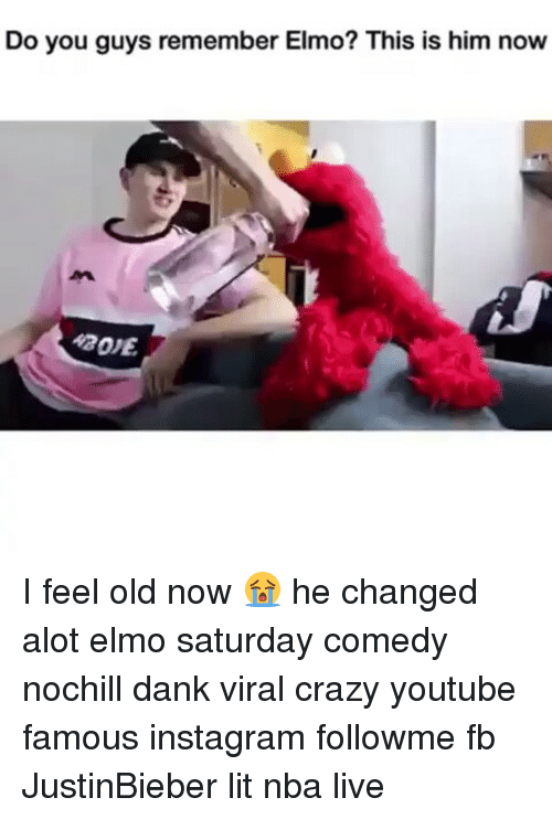elmo guys Muppet guys talking is a documentary film directed by and featuring frank oz, along with dave goelz, fran brill, jerry nelson, and bill barretta the film was initially shot in 2012 and the final, 65-minute film was edited from approximately nine hours of footage.