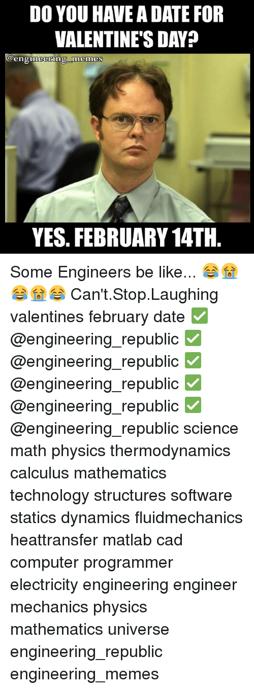 What s the story about dating an engineer